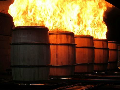 Looks like the Jack Daniels FB cover pic just had a flare-up