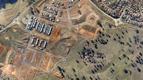 6 aerial GIFs show rapid transformation of Australian places - http://www.baindaily.com/?p=352863