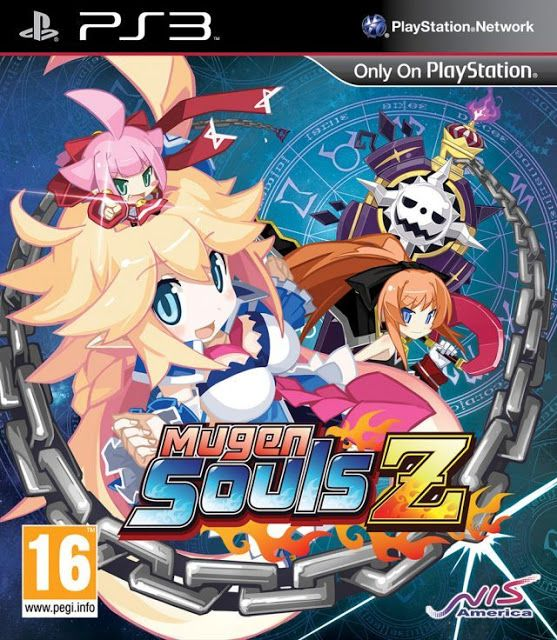 Mugen Souls Z Ps3 Iso Rom Download With Images Used Video