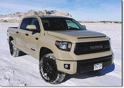 Toyota Tundra Diesel >> 2018 Toyota Tundra Diesel Prix Rickross Rick Ross Cars