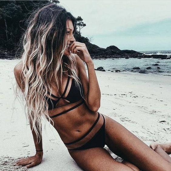 8 Secretos Para Obtener Un Cuerpo De Impacto Bikinis Ropa De Baño Ejercicio Para Aumentar Gluteos