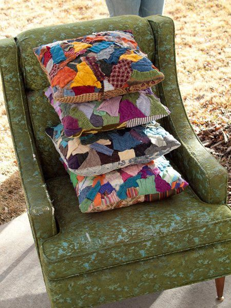 Found Fabulous - Crazy Pillows