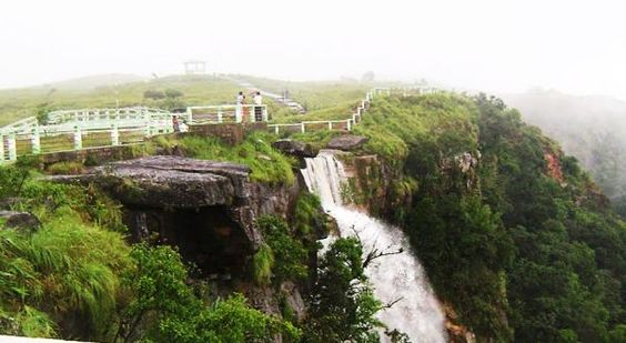 Information About The Second Highest Rainfall In India: Cherrapunji