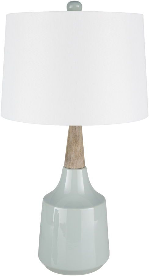 Surya Easton Table Lamp Lamp Green Table Lamp Glass Table Lamp