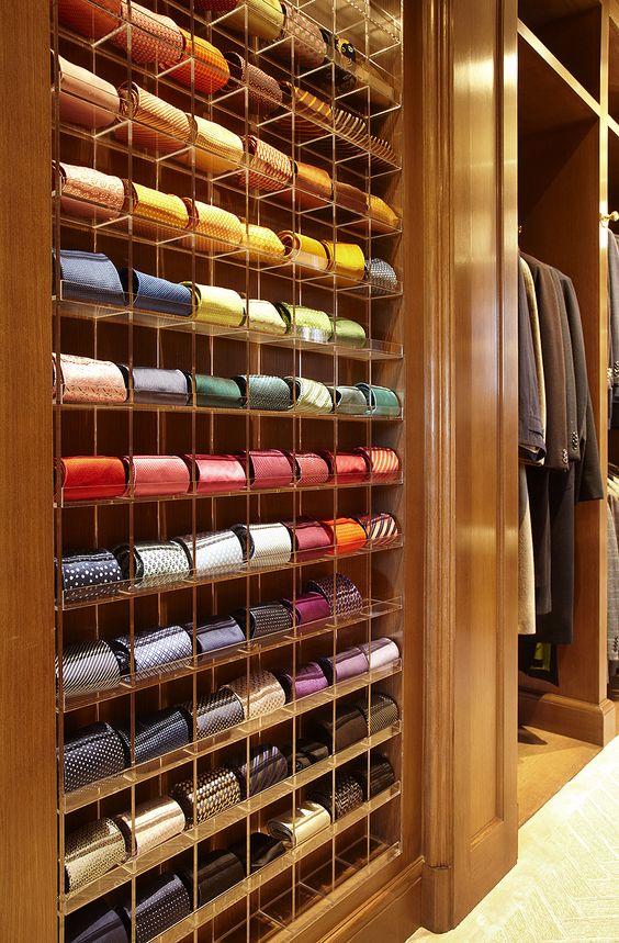 dressing rooms ties and tie rack on pinterest. Black Bedroom Furniture Sets. Home Design Ideas