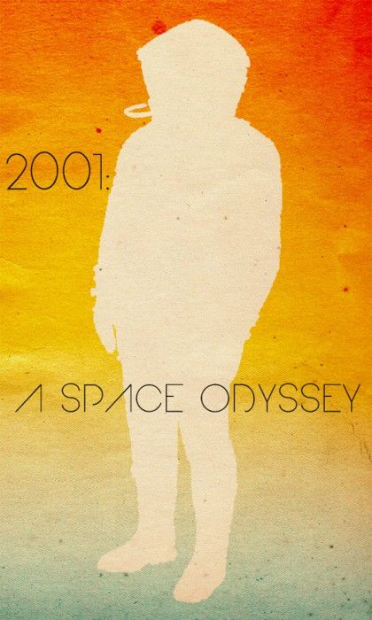 2001: A Space Odyssey by Travis English