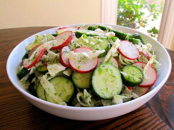 Pickled Salad 8