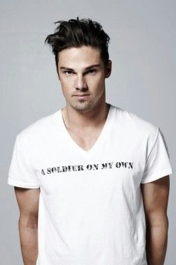 Jay Ryan - a soldier on my own