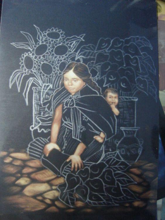 bordado guatemalteco