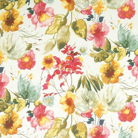 Pattern #42362 - 638 | Fontana Print Collection | Duralee Fabric by Duralee