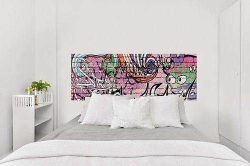 Graffiti Tag Street Art Tete De Lit Graffiti Tete De Lit Street Art Et Urban Design Graffiti En Trompe L Oei Graffiti Sticker Tete De Lit Autocollant