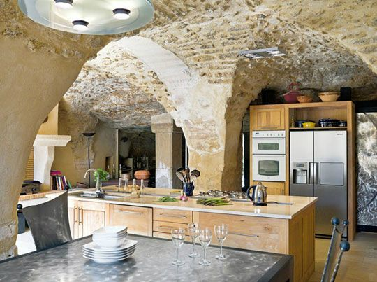 Modern Furniture In Old House caves, design and ceiling design on pinterest