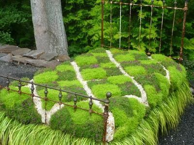 another great moss bed