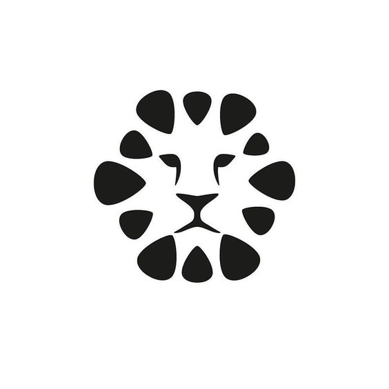 lion logo idea design made by pulsio logoplace logo place love - Graphic Design Logo Ideas