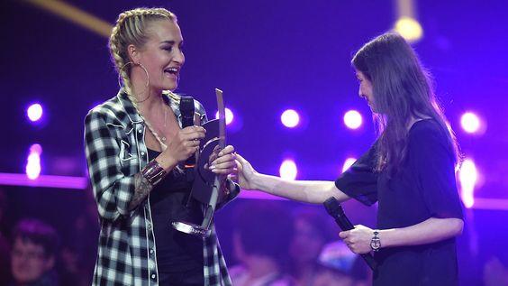 25. Echo-Verleihung: Sarah Connor ist beste nationale Künstlerin