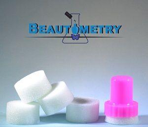 Beautometry Sponge Gradient Set- White