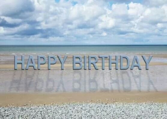 Happy Birthday Wishes Beach Theme Gallery Beachy Birthdays And Celebrations Pinterest