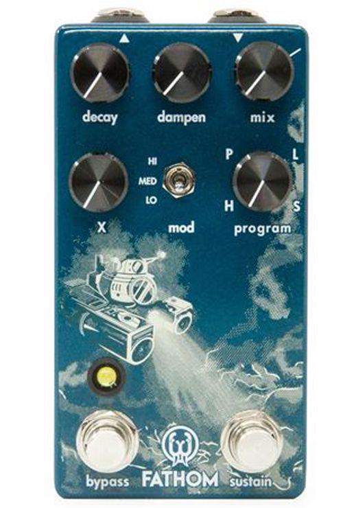Walrus Audio Fathom Multi-Function Reverb Pedal