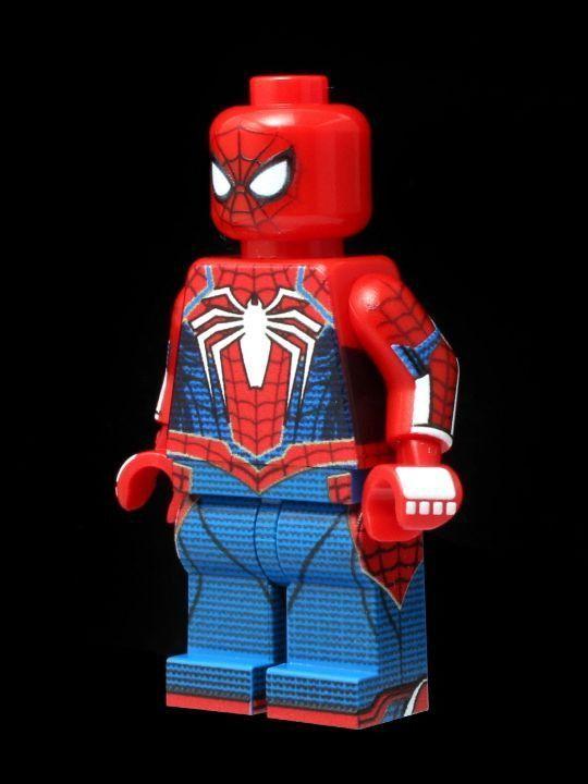 Ps4spielversion Spiderman Spider Man Ps4 Game Version Hobby