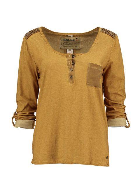 T-shirt Garcia J50203 women