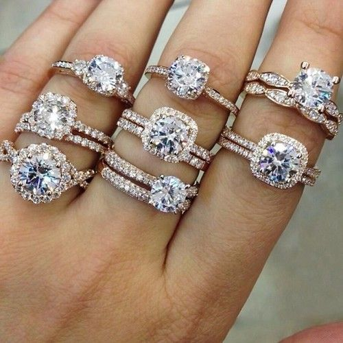 beverley k wide bands women delightfully extravagant jewelry pinterest ring - Extravagant Wedding Rings
