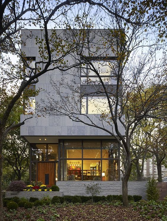Lake Shore Drive House by Wheeler Kearns Architects  ls_240712_01 » CONTEMPORIST