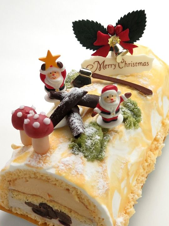 Pin Oleh Autour Du Gateau Di Food Tips For Foodies Christmas Wishing Kue Natal Resep Kue Kue