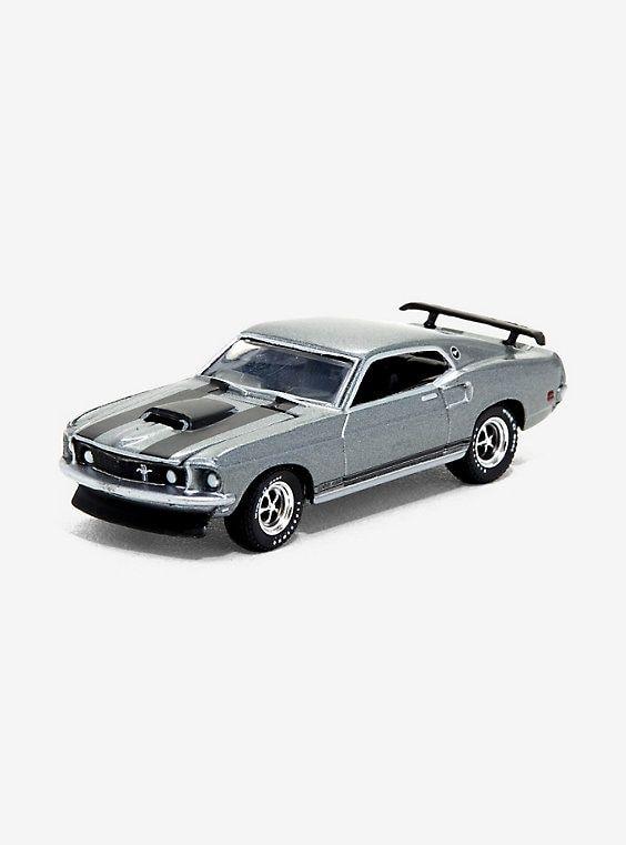 Greenlight Hollywood John Wick 1969 Ford Mustang Boss 429 Replica