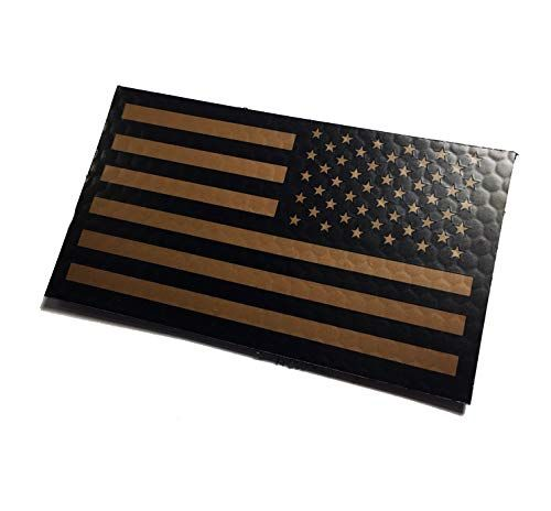 Empire Tactical Usa Reversed Coyote Spice Brown Pcx Ir In Https Www Amazon Com Dp B07pr262yn Ref Cm Sw R Pi American Flag Patch Flag Patches American Flag