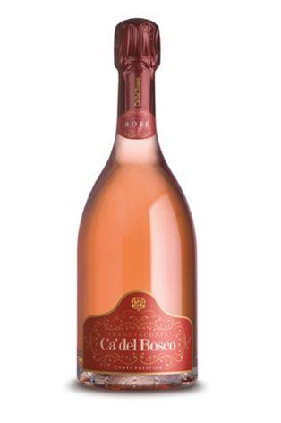 Franciacorta Cuvee Prestige Rose Cantina Ca' Del Bosco, elitary wine of the future