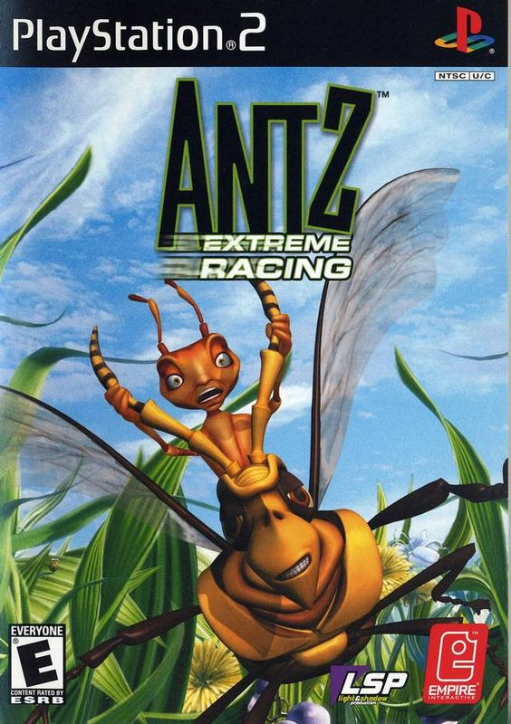 Antz Extreme Racing With Images Playstation 2 Playstation Racing