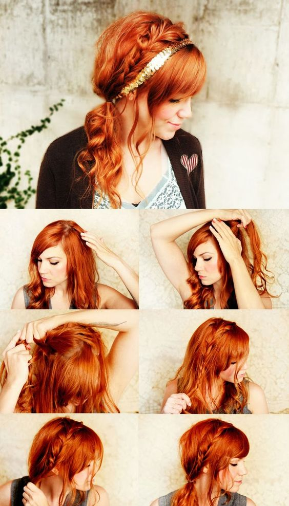 Hair Styles Tutorials: