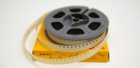 Super 8MM film