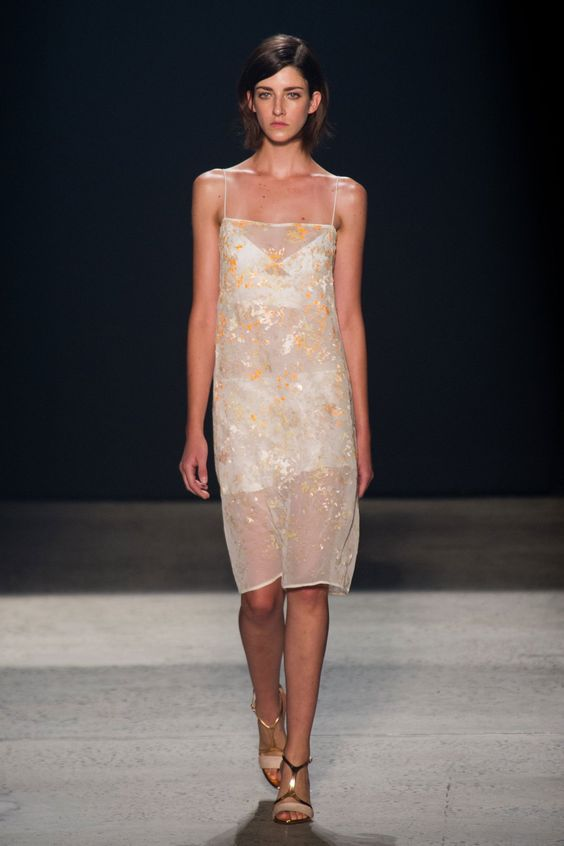 Narciso Rodriguez | Nova York | Verão 2014 RTW