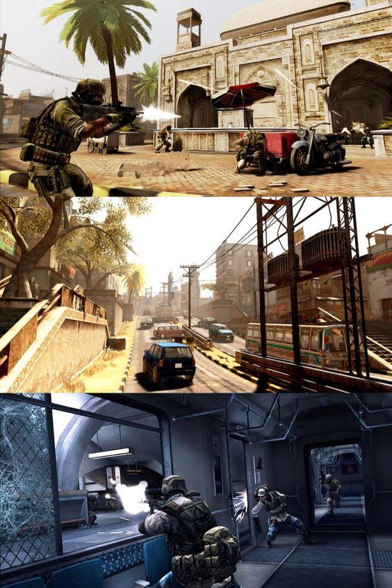 Ghost Recon Future Soldier Khyber Strike Screenshots