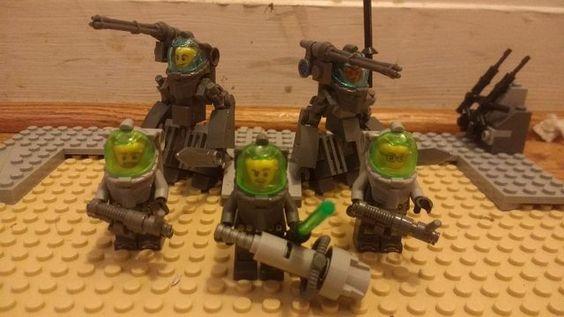 The Armoury: Xenon