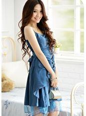 Korean Style Gallus Shining Formal Blue US$ 8.33 http://www.global-wholesale.net/Korean-Style-Gallus-Shining-Formal-Blue_g21725.html