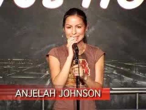 Nail Salon - Anjelah Johnson - Comedy Time... seriously one of my fave's