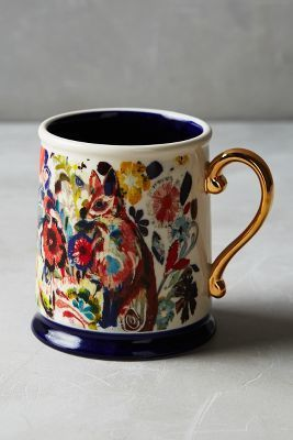 Starla Michelle Halfmann Mooreland Mug #anthroregistry