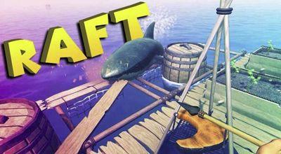 Raft Original Survival Game Mod Apk V1 38 Unlimited Money Terbaru Survival Uang