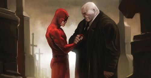 DAREDEVIL (La serie) Lo mejor: El villano Wilson Fix Lo peor: El que hace de Daredevil.
