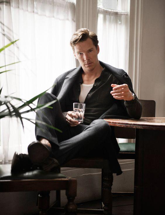 Benedict Cumberbatch - Flaunt Photoshoot-2014