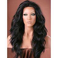 grossista+densidade+130%+corpo+onda+cabelo+preto+natural+do+cabelo+remy+indiano+cheia+do+laço+peruca+com+fio+natural+–+EUR+€+146.41