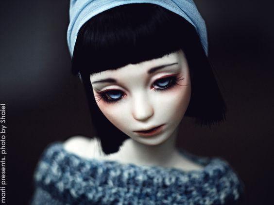 marti presents dolls