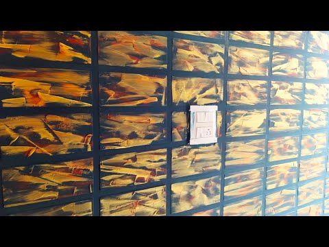 Jk Wall Putty Bricks Wall New Design Chandigarh Mohali Panchkula Best Painter Gaffartech Youtube In 2021 Wall Paint Designs Brick Wall Brick