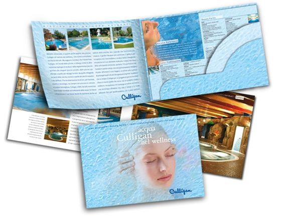 Culligan SPA brochure Find more on wwwtecnostudi-comunicazione - spa brochure