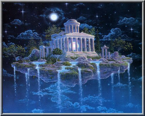 Lemuria was an ancient civilization which existed prior to and during the time of Atlantis.: