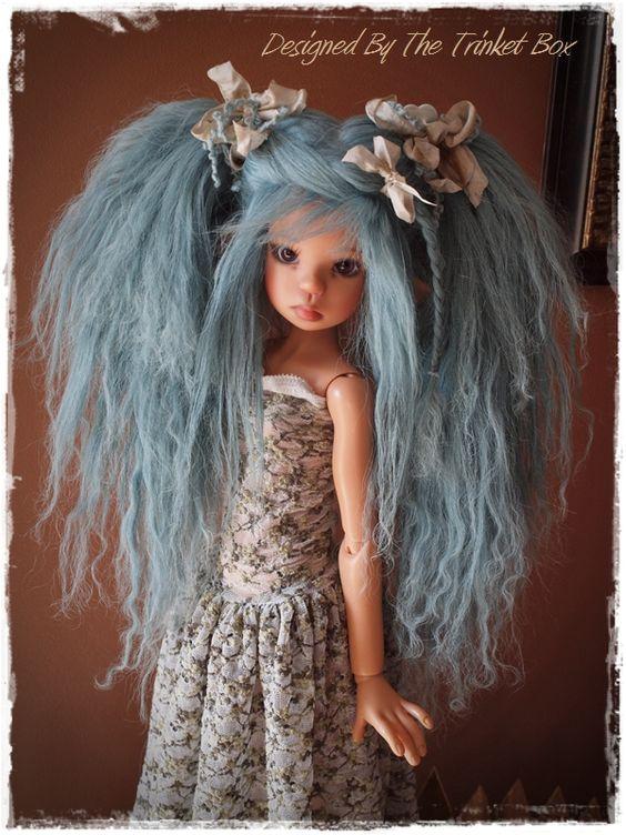 Trinket Box Wig Designs