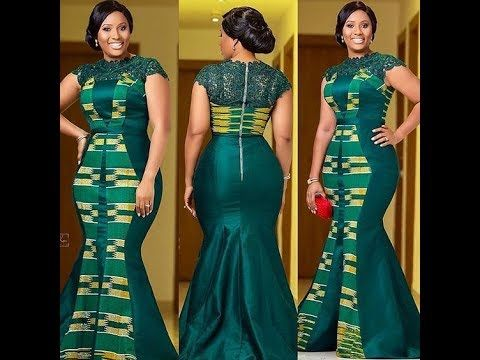 2019 African Fashion Dresses 50 Stunningly Stylish African Designs For The Pretty Ladies Youtube African Design Dresses Fashion Dresses Fashion