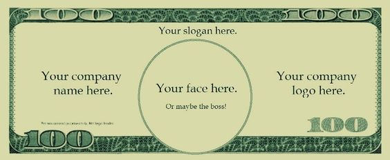 39 Awesome play money template images Gift Certificates - play money template